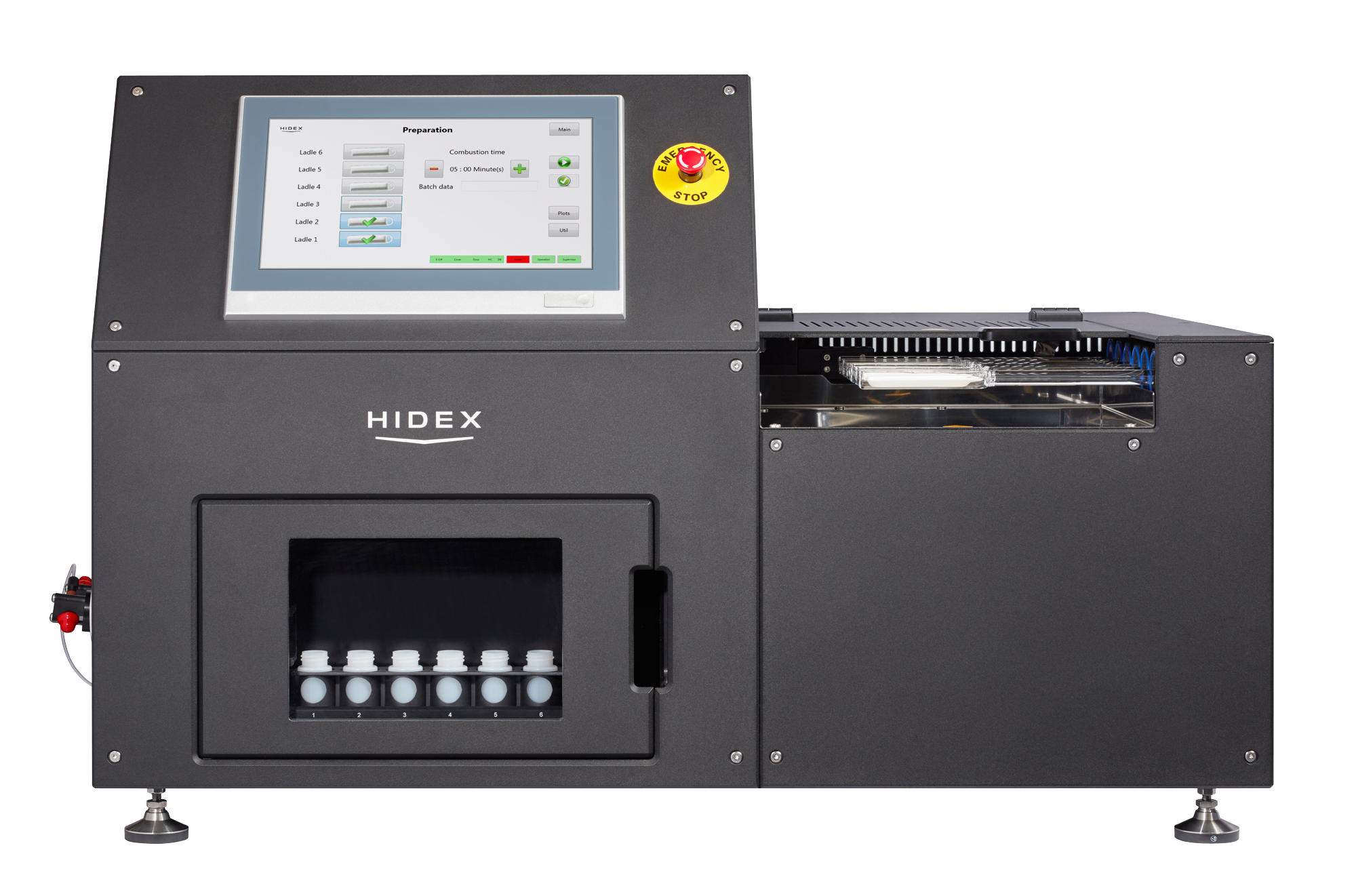 Hidex 600 OX Oxidizer
